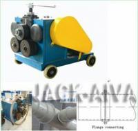 China Round Duct Flange Machine on sale
