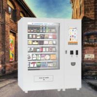 China Winnsen Large Capacity Multi Functional Lollipop Vending Machine Lcd Advertising Screen on sale