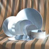 Buy cheap 1050 1060 Aluminium Discs Circles  Tensile Strength Aluminium Circles For Utensils from Wholesalers