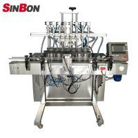 China 8 Heads Automatic Liquid Filling Machine filling liquid machine on sale