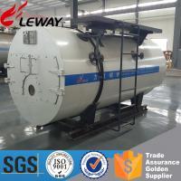 Buy cheap Stable Running Energy Saving Industrial Natural Gas Steam generater / Diesel Steam Generator from Wholesalers