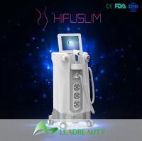 Buy cheap Beijing hifu slimming machine best non-invasive technology worldwide from Wholesalers