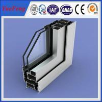 Buy cheap Sliding open style and double glazed Aluminum Profile sliding windows from Wholesalers