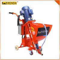 Air-compressed High Pressure Mortar Sprayer Machine