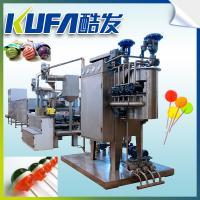 China Automatic Lollipop Manufacturing Machine on sale