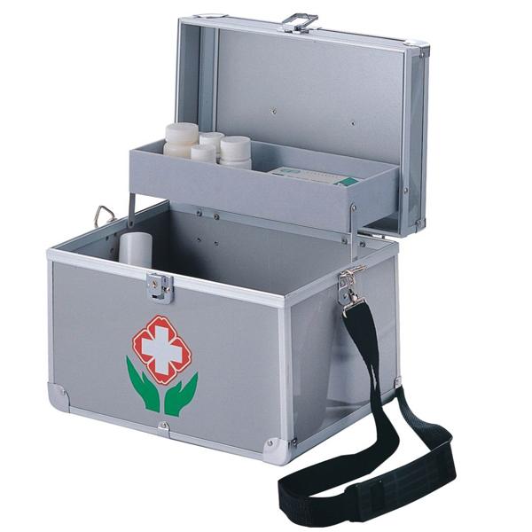 Aluminum case first aid case medicine cabine 10.jpg