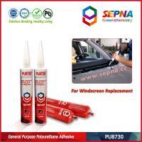Window-weld Glue Sealing with Free Caulking Gun