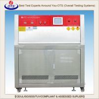 China Programmable UV Light Test Chamber , UV Testing Machine 75*150mm Standard Specimens on sale