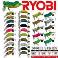 China RYOBI HARD FISHING LURES - SMALL SERIES on sale