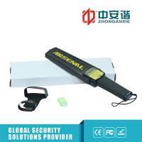 Buy cheap Arsenal-1165180 Ultra - High Sensitivity Handheld Metal Detector Standard 6F22 / 15F85 9V Battery from Wholesalers