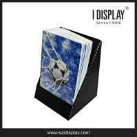 Buy cheap CDU-009 custom printed retail cardboard book countertop displays from Wholesalers