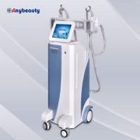 Buy cheap 4 Cryo Handles Cryolipolysis Body Slimming Machine Anti Freezing Membrane from Wholesalers