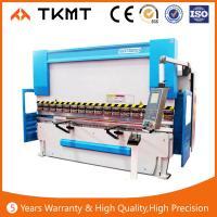 Buy cheap WC67K-250T/6000 Sheet Metal Electrical Hydraulic Servo CNC Press Brake&Bending Machine from Wholesalers