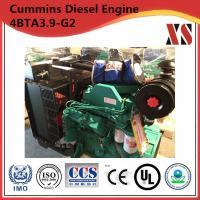 China Diesel Engine Cummins Generator Set 4BTA3.9-G2 for sale on sale