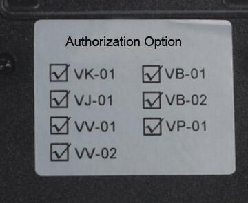 VVDI2 Labels