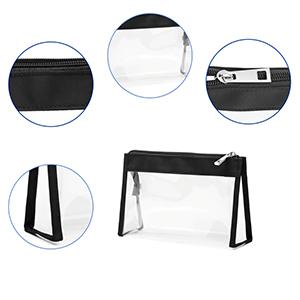 clear makeuo bag