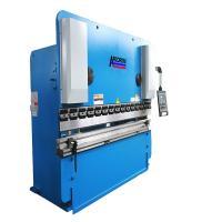 Buy cheap Haco ERM 30135 Robosoft CNC Press Brake wf67y 63t 2500/cheap portable small 63 Ton CNC hydraulic press brake for sale from Wholesalers