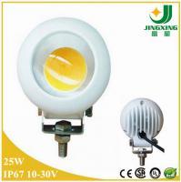 Buy cheap 25w 12V led work light , cree cob LED Work Light, spot beam led work light for trucks from Wholesalers
