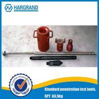Standard penetration test tools, SPT equipment,63.5kg