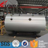 Buy cheap Reasonable Price Energy Saving Horizontal Type LPG LNG Gas Steam Boiler, Diesel Steam Boiler from Wholesalers