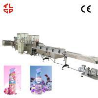 China Automatic Air Freshener AerosolSpray FillingLine, Air Freshener Aerosol Filling Equipment on sale