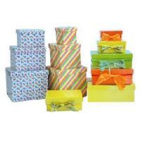 China Paper Gift Carton Box on sale