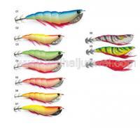 China best quality New design squid jig fishing lure JWSQDJG-48 on sale