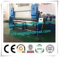 CNC Bending Machine Amada Design , Hydraulic Press Brake For Stainless Steel Bending