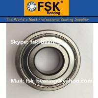 Buy cheap Deep Groove Ball Bearings Caster Wheel Bearings 6001 6002 6003 Trolleys Bearings from Wholesalers