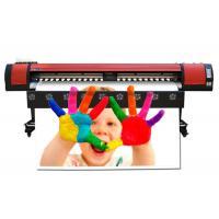 Roll Graphic Paper Eco Solvent Printing Machine , Digital Inkjet
