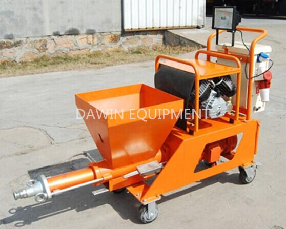 N2 Mini Semi-Automatic Mortar Spraying Machine on Sale