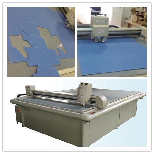 corrugated sample maker cutter
