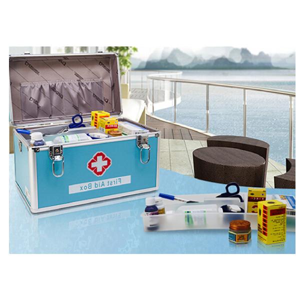Aluminum case first aid case medicine cabine 4.jpg