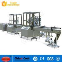 China Liquid Filling Machine High Quality  Fully Automatic Aerosol Filling Line machine on sale