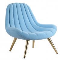 Buy cheap Leisure Brigitte Beetle Dining Chair , 85*77*82cm Swivel Leisure Chair from Wholesalers