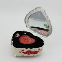 China Decorative Luxury Jewelry Box Packaging Musical Jewelry Box on sale