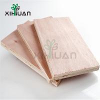 Buy cheap Furniture Grade Poplar Core Commercial Plywood E0 E1 E2 Mr WBP Customer Specified Size Plywood Sheet Commercial Plywood from Wholesalers