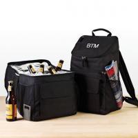 China Black Backpack Cooler Bag on sale