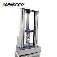 China Panasonic Servo Motor Tensile Strength Measuring Instrument for Rubber , plastic , nylon , leather on sale