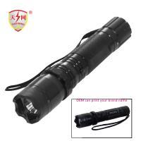 China 1101 High Power Strong Tactical Flashlight Stun Guns for Self Defense Aluminum Alloy on sale