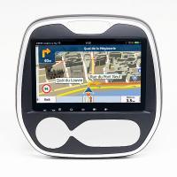 Buy cheap Bluetooth  Car Radio Navigation System Headunits Captur Comfortable from Wholesalers
