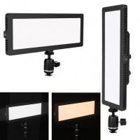 China Bicolor Edge Soft LED Video Lights Aluminum Solid Stable LED Video Lighting Kits on sale