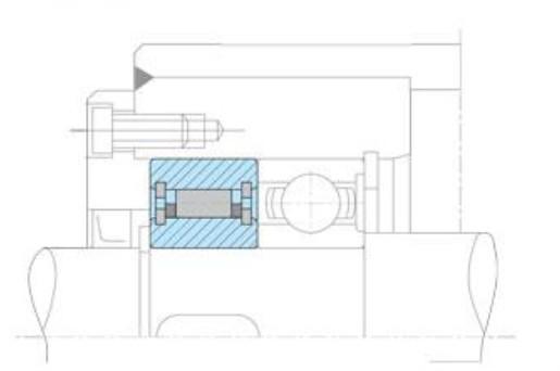 Sprag Clutch AS (NSS TSS) One Way Clutch