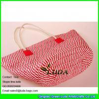 Buy cheap LUDA 2016 new fashion paper straw handbag from Wholesalers