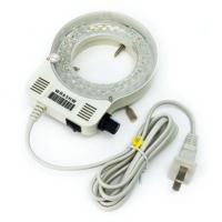 China Microscope LED ring lights, circle lamp, microscope illumination, 4.5W Hight brightness, 5 plug-in LED lights on sale