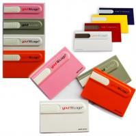 China Logo Design Bank Card Custom Usb Flash Drive Light Weight , Foldable on sale