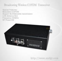 low price Broadcasting Wireless COFDM Video Transmitter AV senders