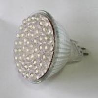 China 2W 230v MR16 Indoor LED Spotlights 36 LED For Hotel , Cool White 6000K on sale