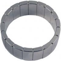 China Electric Brushless Motor Permanent Magnets Coating Zinc on sale