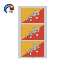 YinCai body tattoo sticker, flag style for human with fashion design